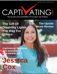 CAPTIVATING January Cover