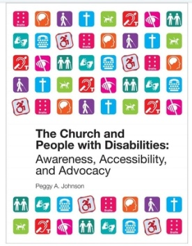 The Church and People with Disabilities by Bishop Peggy Johnson book cover
