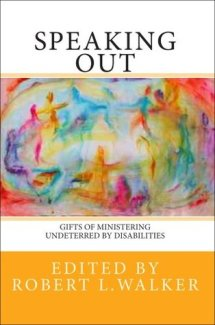 Cover of the book Speaking Out: Minstering Undeterred by Disabilities